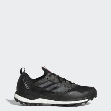 Heren TERREX zwart Terrex Agravic XT GORE-TEX Trail Running Schoenen