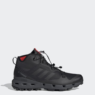 Men TERREX Grey TERREX Fast Mid GTX-Surround Shoes