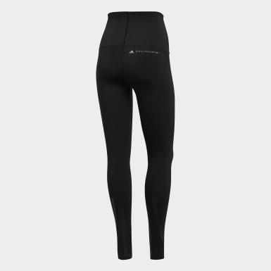 Kvinder adidas by Stella McCartney Sort TRUEPURPOSE tights