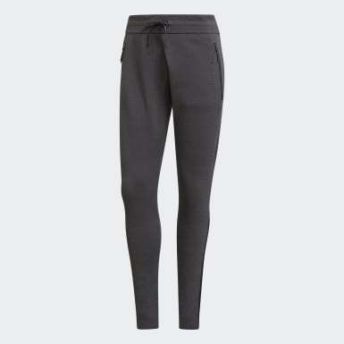 Women Athletics Grey adidas Z.N.E. Primeknit Pants
