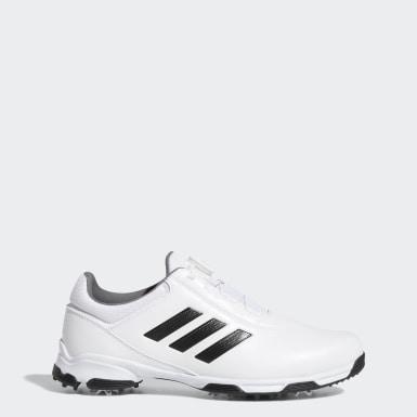 Men Golf White Traxion Lite Boa Shoes