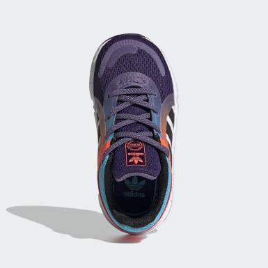 Zapatillas Sonkei Púrpura Niño Originals