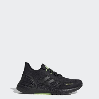 Kids Running Black Ultraboost SUMMER.RDY Shoes