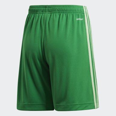 Kinder Fußball Celtic FC 20/21 Auswärtsshorts Grün