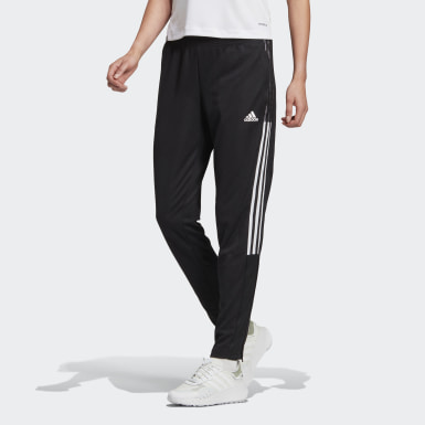 Women's Training Black Tiro 21 Track Pants