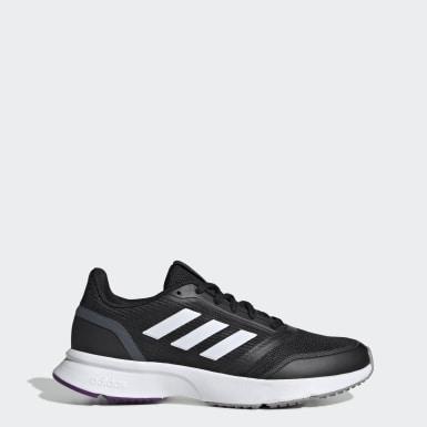 Kadın Koşu Siyah Nova Flow Ayakkabı