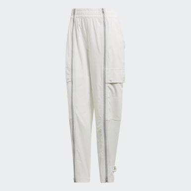 Kvinder adidas by Stella McCartney Hvid Performance Training Suit bukser