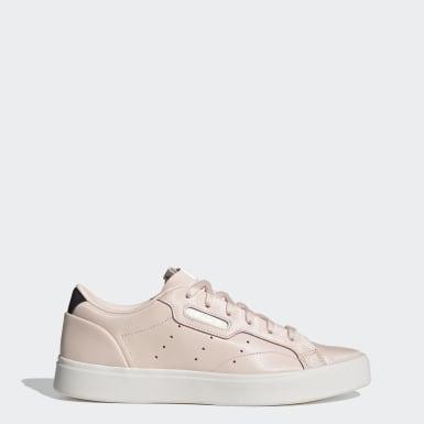 Women's Originals Pink adidas Sleek Shoes