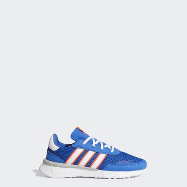 Kinder Originals Retroset Schuh Blau