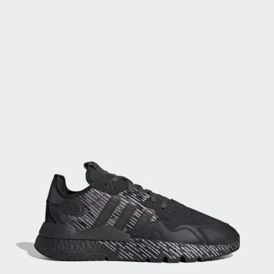 Originals สีดำ รองเท้า Nite Jogger