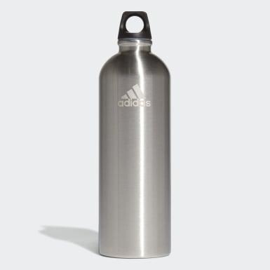 Joga strieborná Fľaša na vodu Primeblue 0,75 l