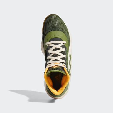 Tenis Pro Bounce 2019 Verde Hombre Basketball