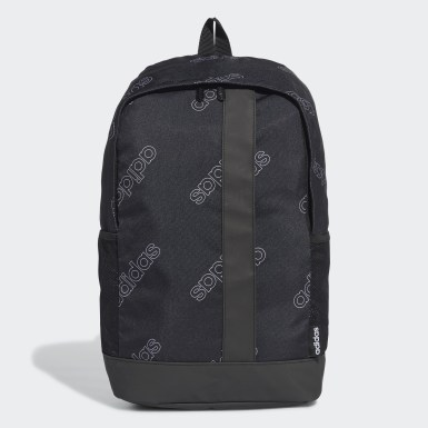 Training Black CF Linear Backpack
