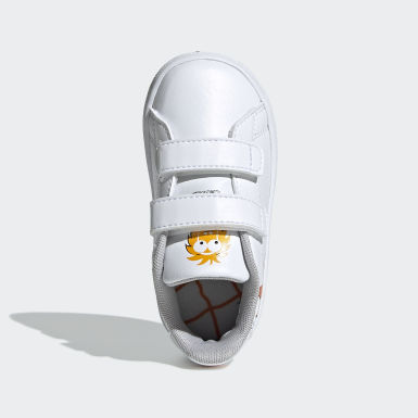 Bebek Sport Inspired White Advantage Ayakkabı
