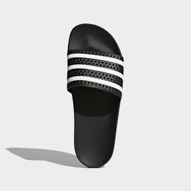Originals Svart adilette Slides