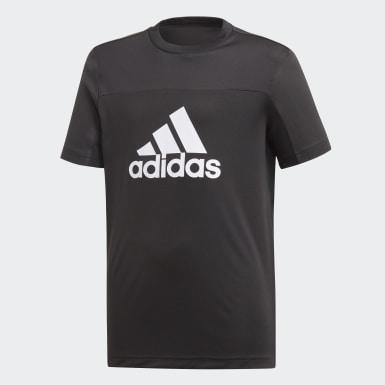 T-shirt Equipment Preto Rapazes Estúdio