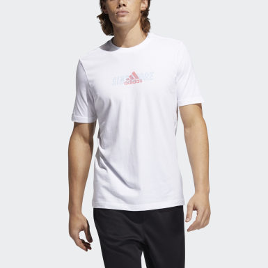 Athletics White Singapore City Lines Tee