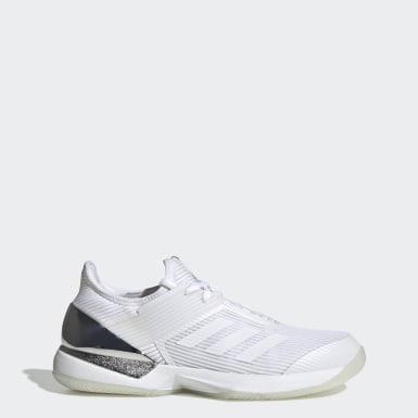 Chaussure Ubersonic 3 Hard Court Blanc Femmes Tennis