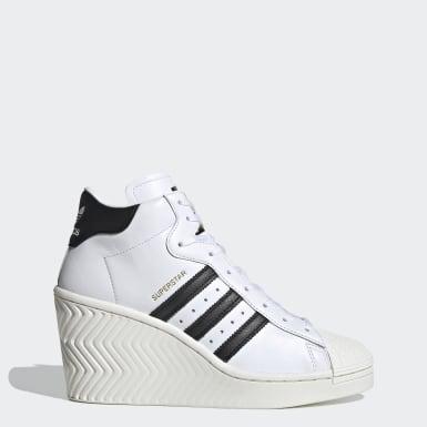 Women Originals White Superstar Ellure Shoes