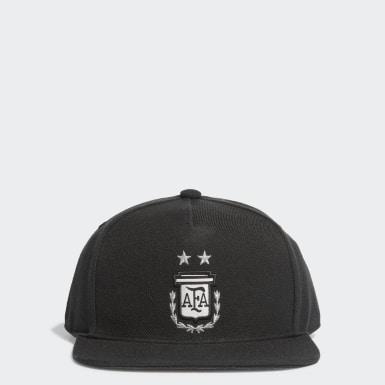 Gorra Snapback Selección Argentina Negro Fútbol