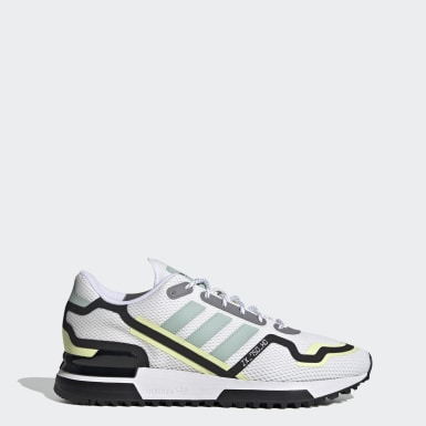 Men's Originals White ZX 750 HD Shoes