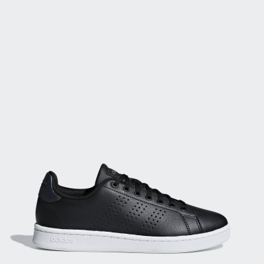 Women Sport Inspired Black Advantage Shoes
