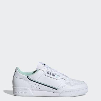Mænd Originals Hvid Continental 80 sko