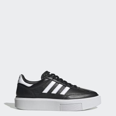 Frauen Originals adidas Sleek Super 72 Schuh Schwarz