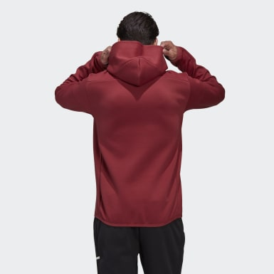 Muži Athletics Mikina adidas Z.N.E. Full-Zip