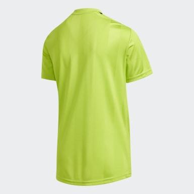 T-shirt Stripe vert Enfants Entraînement