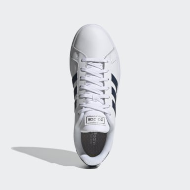 Tenis Grand Court Blanco Hombre Sport Inspired