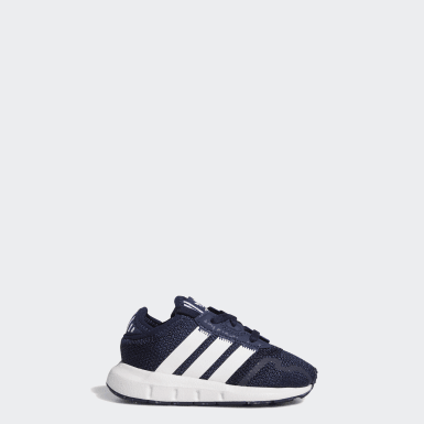 Infants Originals Blue Swift Run X Shoes