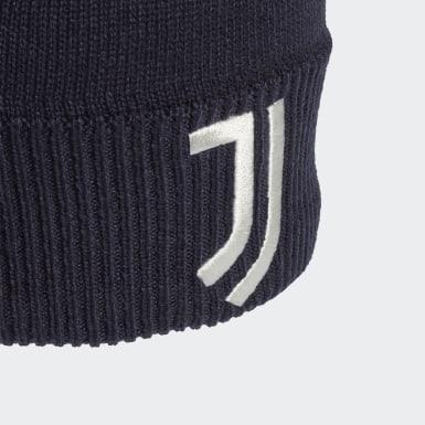 Voetbal Blauw Juventus AEROREADY Beanie