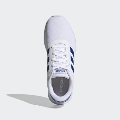 ผู้ชาย Sport Inspired สีขาว รองเท้า Lite Racer 2.0
