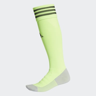 Meião AdiSocks Knee Verde Futebol