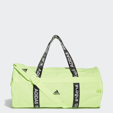 Bolsa de deporte mediana 4ATHLTS Verde Training