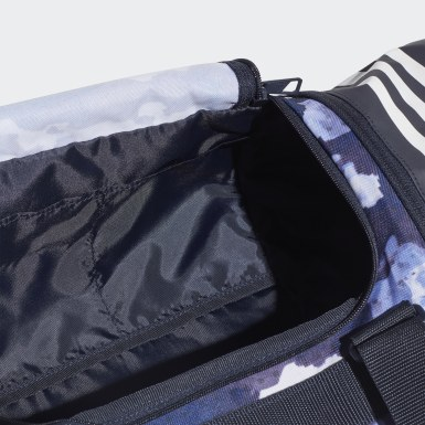 3-Stripes Convertible Duffel Bag Small