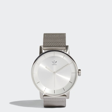 Originals Zilver DISTRICT_M1 Horloge