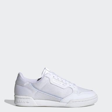 Dames Originals Wit Continental 80 Schoenen