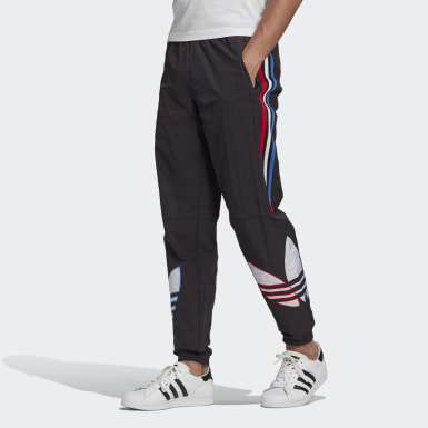 Men Originals Black Adicolor Track Pants