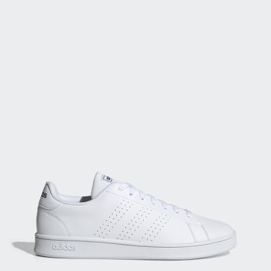 Tenis Advantage Base Blanco Hombre Sport Inspired