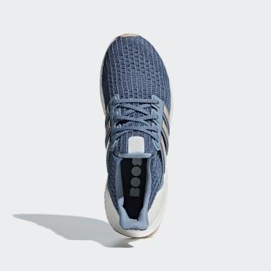 Tênis Ultraboost Azul Mulher Running