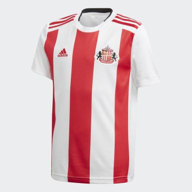 Jungen Fußball AFC Sunderland Heimtrikot Rot