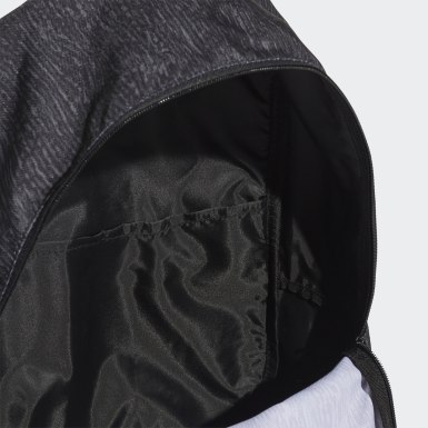 ไลฟ์สไตล์ สีดำ กระเป๋าสะพายหลังทรงคลาสสิก