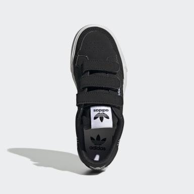 Sapatos Continental Vulc Preto Criança Originals