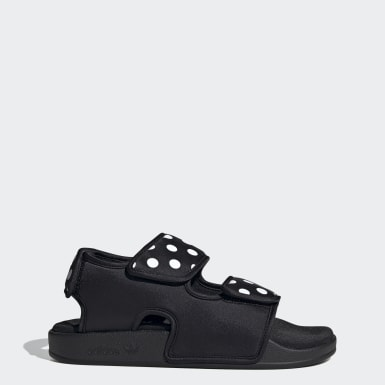 Women Originals Black Adilette 3.0 Sandals