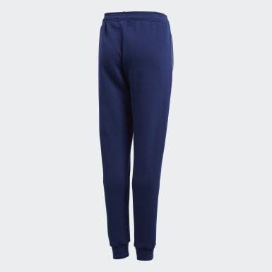 Kinderen Training Blauw Core 18 Joggingbroek
