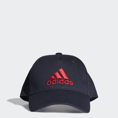 Youth Training Blue Graphic Cap