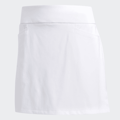 Women Golf White Ultimate Sport Skirt