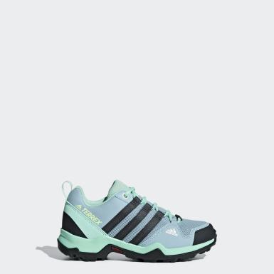 Kinder Wandern AX2R ClimaProof Schuh Blau